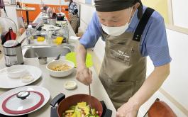 일상생활자립_요리교육 by wizone